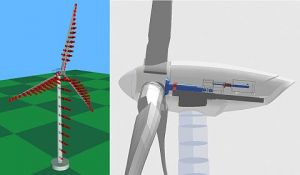 Elb Sim Engineering Service Modelling Turbine