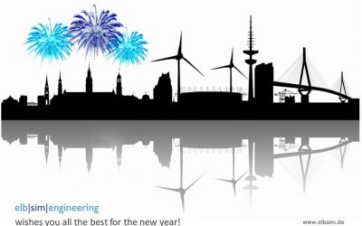 elb sim engineering wishes you all the best for 2021!