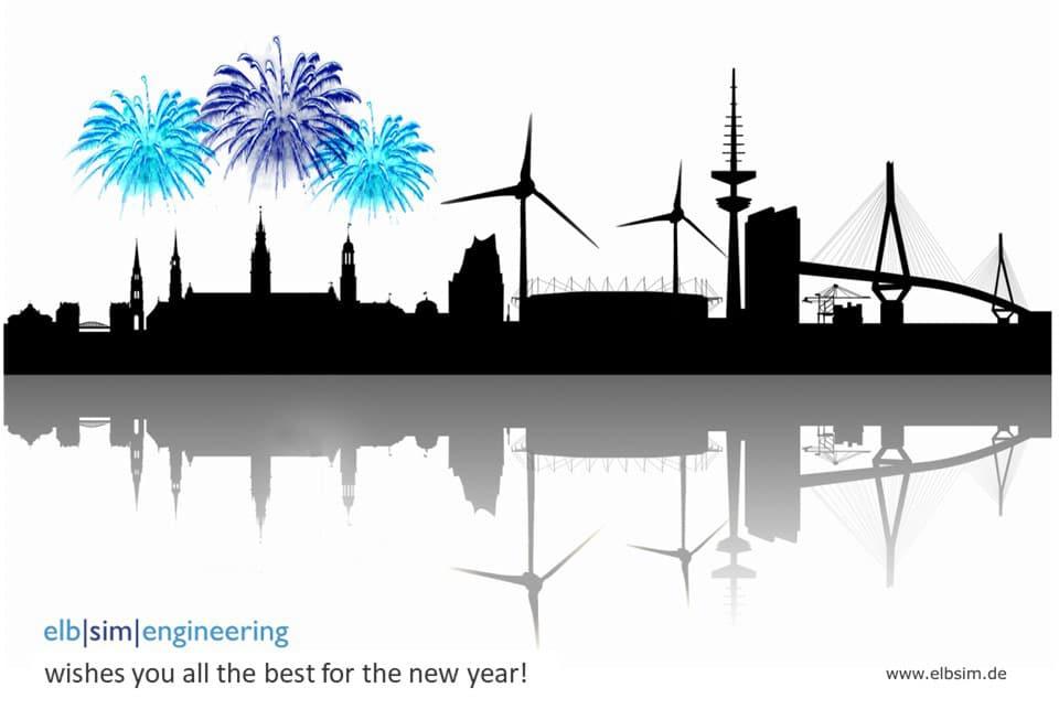 Alles Gute für 2021 wünscht elb|sim|engineering!